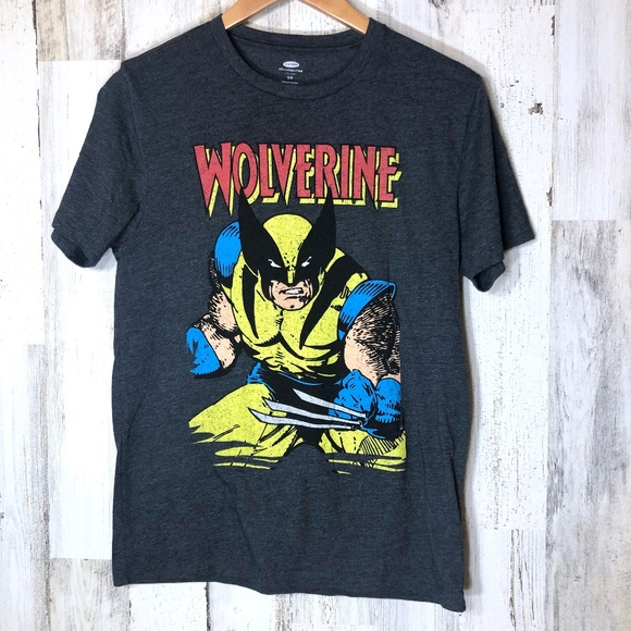 Old Navy Other - Mens Small Wolverine Marvel T-shirt